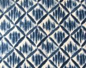 Custom order 3  yards KIMONO PACIFIC blue designer/decorator/drapery/bedding/upholstery fabric