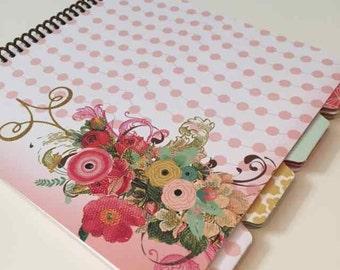 Wedding Anniversary Journal * First Anniversary Gift * Paper Anniversary Gift * Anniversary Present * Wedding Present * ADORE cover design