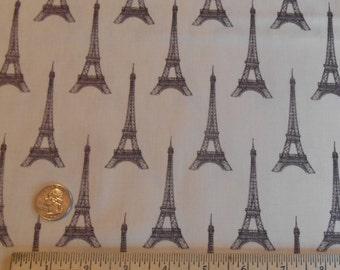 I Dream of Paris Eiffel Tower Windham Fabrics