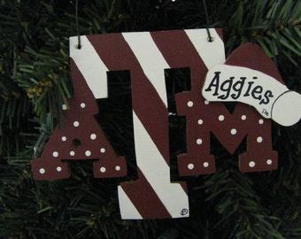 2029 Aggie ATM ornament