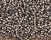 Seed Beads-11/0 Round-4250 Duracoat S/L Dyed Taupe-Miyuki-16 Grams