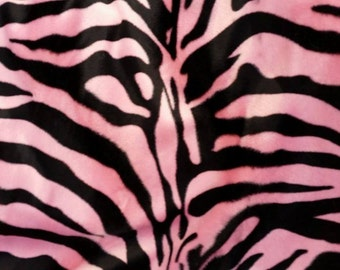 Zebra Animal Print Fat Quarter