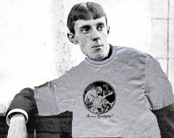 Aubrey Beardsley Merlin t-shirt