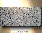 Abstract Painting Canvas art By OTO