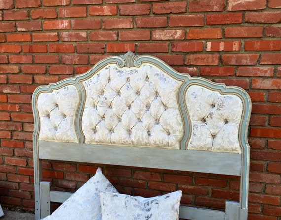 upholstered headboard with wood trim  desireofnations, Headboard designs