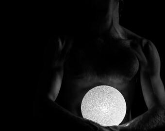 Dark Portrait 2 - Fine Art Photography - Wall Décor
