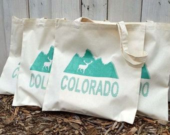 Custom Welcome Wedding Canvas Tote FavorsBags - Eco-Friendly Natural Cotton Canvas