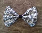 Dr Who Hair Bow