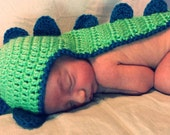 Newborn Dinosaur Photo Prop
