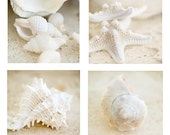 Art, Photography, Sale, Special, Set of 2 or 4 Fine Art Prints, Wall Art,  Four Individual Images, Beach, Coastal, Cottage