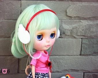 Blythe Arare wing Headphone