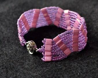 Rose Curve Bracelet