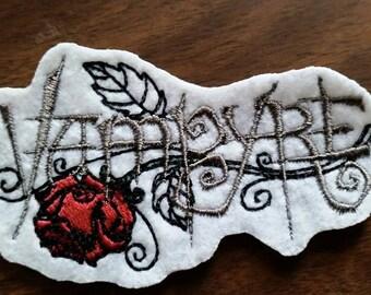Vampire Patch