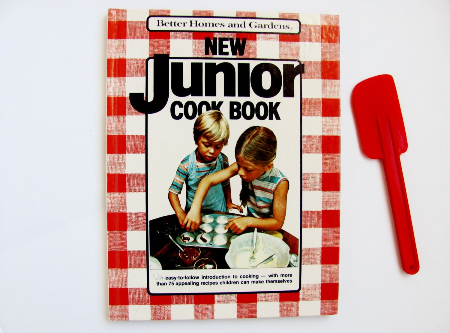 Better Homes And Gardens New Junior Cookbook 1979 Fun By Oldlikeus
