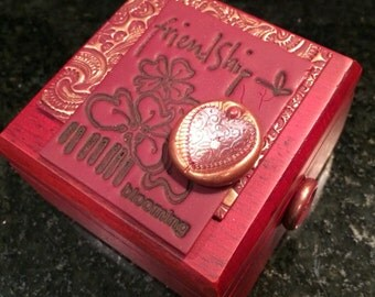 Friendship Cherry Box