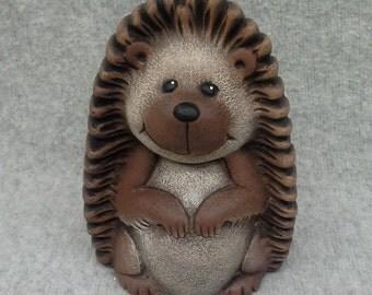 Ceramic Small Hedgehog Baby Tasha (finished)