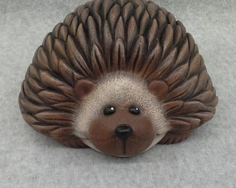 Ceramic Hedgehog Hedge (finished)