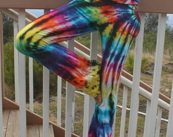 Tie dye Yoga Pants sizes XS through 3X