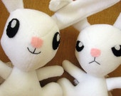 Angel the Bunny Plushie