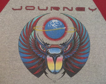 JOURNEY 1981 tour T SHIRT