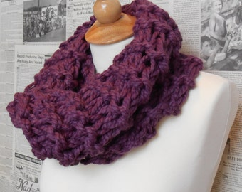 Outlander Inspired Cowl - Fig