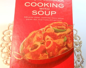 Cooking With Soup cookbook