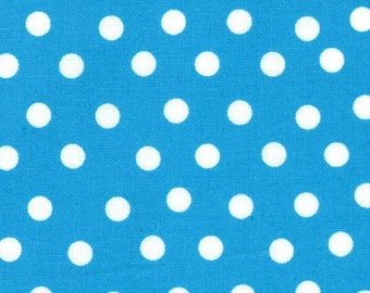 Welcome To Bear Country Turquoise Dots for Moda