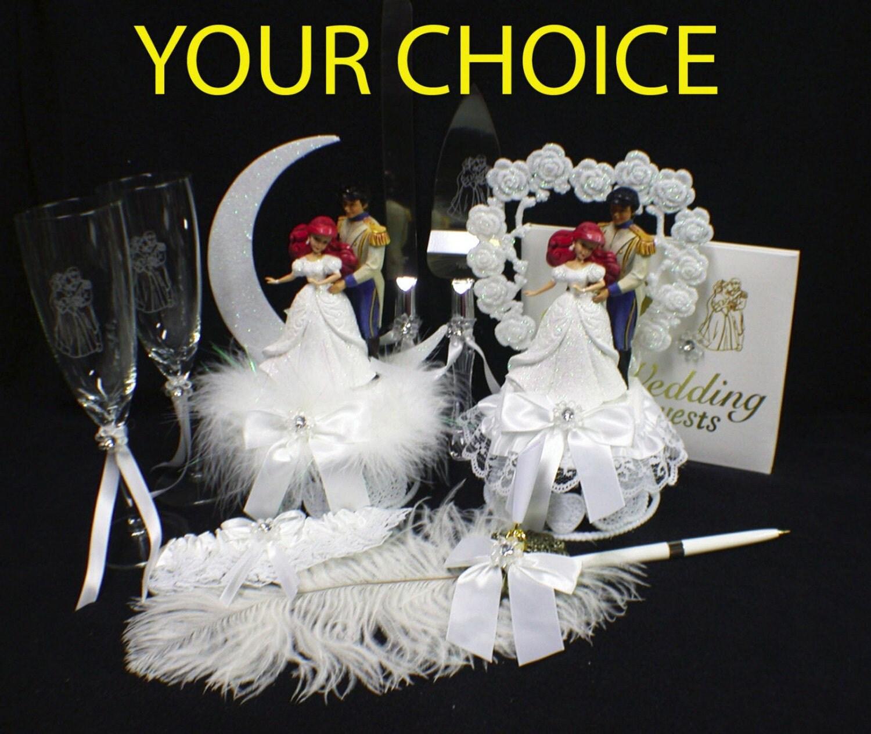 disney little mermaid princess ariel prince eric u pick. Black Bedroom Furniture Sets. Home Design Ideas