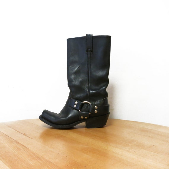 Unique DoubleH Womens Slouch Western Boots  Ayshoes
