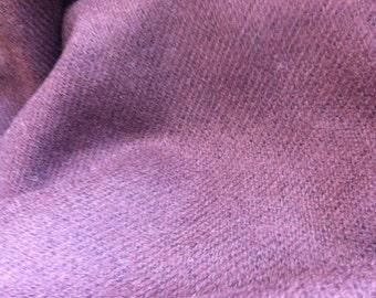 CHOCOLATE Brown Wool Fabric Yardage 3 1/3 yards available SALE 10 per yard Wool Fabric Menswear Wool Winter Wool Fabric One Yard