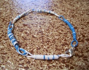 Handmade Wire Wrapped Friendship Bracelet