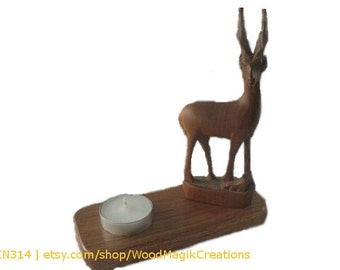Unique Seasonal Tee Candle Stand