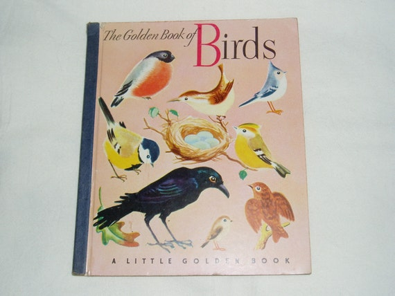 The Golden Book of Birds, 1945, Little Golden Book