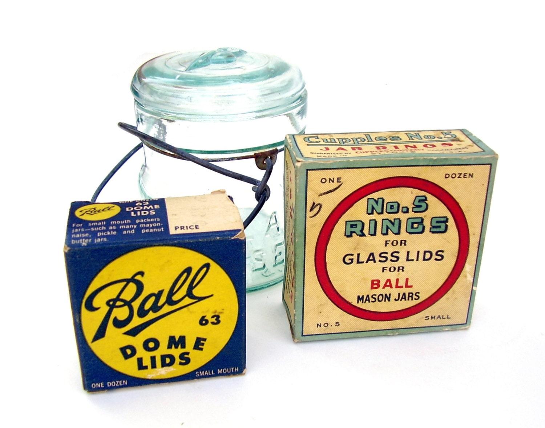 Atlas canning jar dating