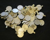 50 Kuchi Coins, Tribal Belly Dance, small size