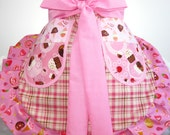 Last One Cupcake Apron, Candy Apron, Ice Cream Apron