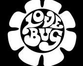 Love Bug Vinyl Decal