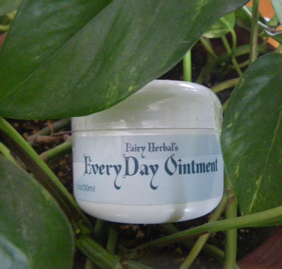 Everyday Ointment - All Natural Plant Based Ointment