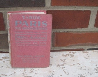 Paris Guidebook