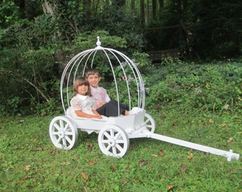 The Large Angel Carriage