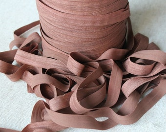 Fold over elastic 5 yards 5/ 8 wide