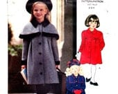 Little Vogue 8182 Toddler's Three Styles Sizes 2-3-4 Uncut Pattern