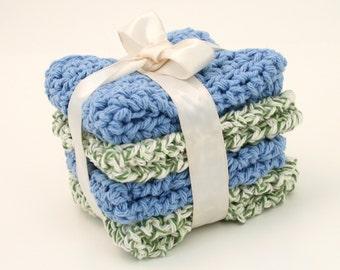 PDF DIGITAL PATTERN:Crochet Dishcloth Pattern,Crochet Washcloth Pattern,Crochet Dish Cloth Pattern,Easy Dishcloth Pattern, Dish Rags