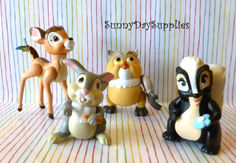 McDonalds Ducktales Set of 4 - 1988 Happy Meal toys - eBay