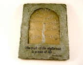 Beautiful Wall Plaque The Fruit of the Righteous Tree of Life