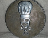 Vintage Kitschy Chef Hamburg Press