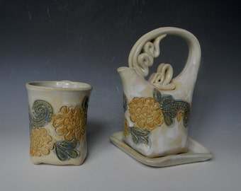 One cup teaset