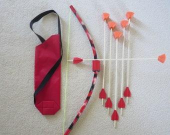 Safe play bow arrow etsy for Kids pvc bow
