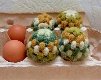 Crochet egg cosy egg warmer easter egg cozy egg hat easter table decor egg cover crochet egg hat