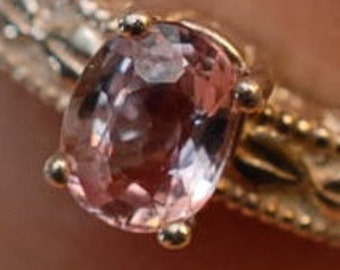 Pink Spinel Ring 1.20ct